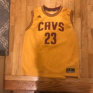 Adidas Lebron James Cleveland Cavaliers jersey